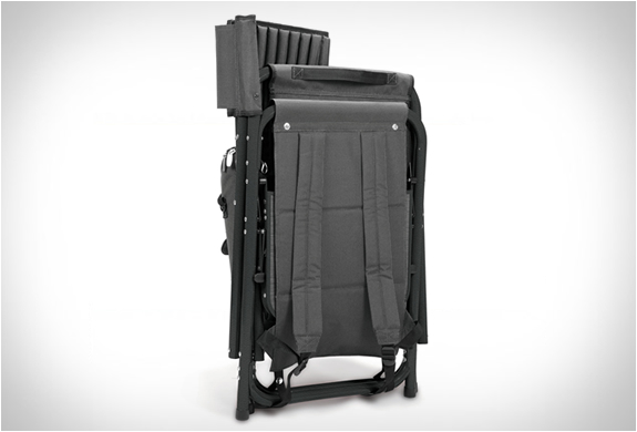 backpack cooler chair 2 Backpack Cooler Chair