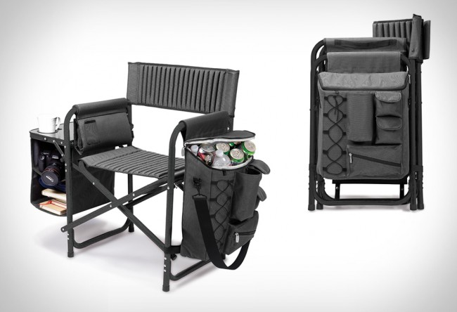 backpack cooler chair large 650x444 Backpack Cooler Chair