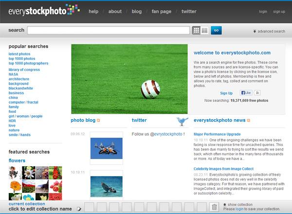 everystockphoto 25 Free Stock Photo Websites