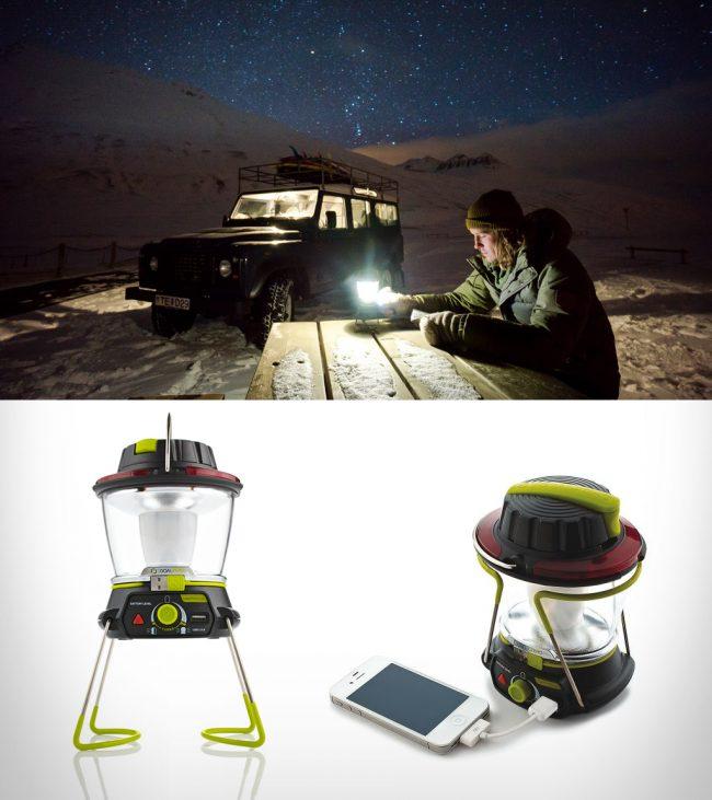 goalzero lighthouse 250 lantern large 650x731 Lighthouse 250, Lantern + USB Power Hub