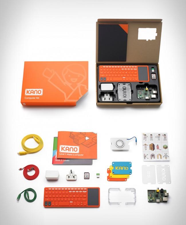 kano computer kit large 650x785 Kano | DIY Computer Kit