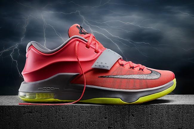 kd  650x433 Nike Debuts Kevin Durants KD7