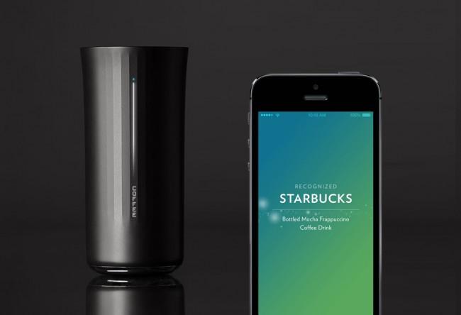 vessyl large 650x444 Vessyl | Smart Cup