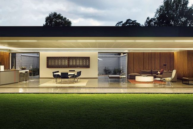 001 house 02 daffonchio associates architects 650x434 House 02 by Daffonchio & Associates Architects