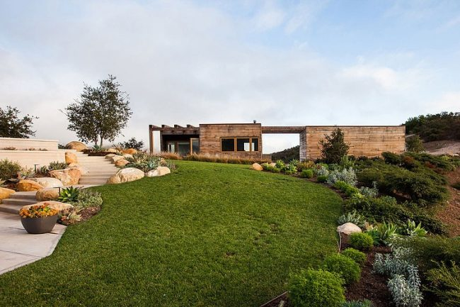 002 toro canyon residence bestor architecture 650x433 Toro Canyon Residence by Bestor Architecture