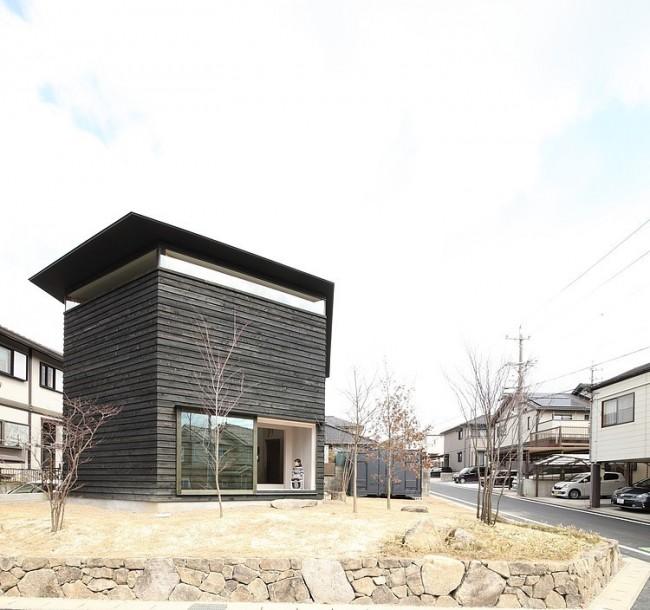 009 koro house katsutoshi sasaki associates 650x610 Koro House by Katsutoshi Sasaki + Associates