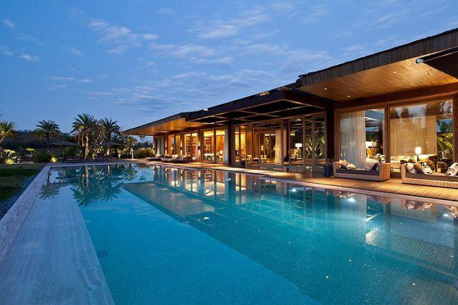 010 luxurious residence saraiva associados 650x433 Luxurious Residence by Saraiva + Associados