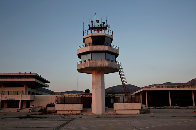 1133 Hellenikon – Athens' Ghost Airport