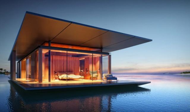 1389203782 1 640x379 Boathouse by Dymitr Malcew