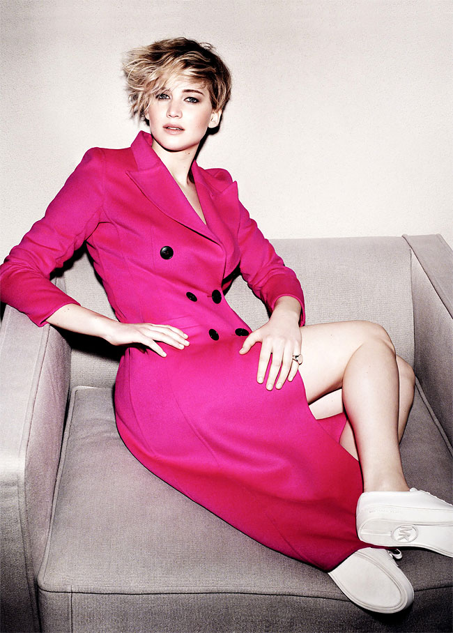 189 Jennifer Lawrence by Jan Welters for Marie Claire US June 2014