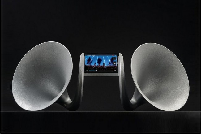HTC Plaster Based Gramohorn II 2 650x433 HTC Plaster Based Gramohorn II