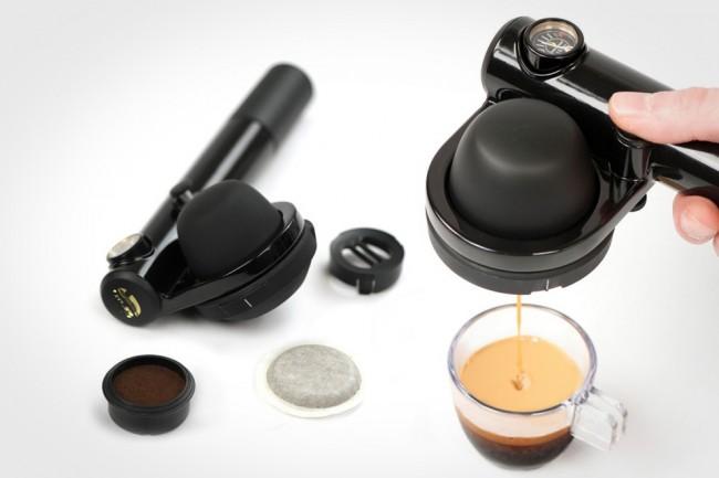 Handpresso Wild Hybrid Espresso Machine 1 650x433 Handpresso Wild Hybrid Espresso Machine