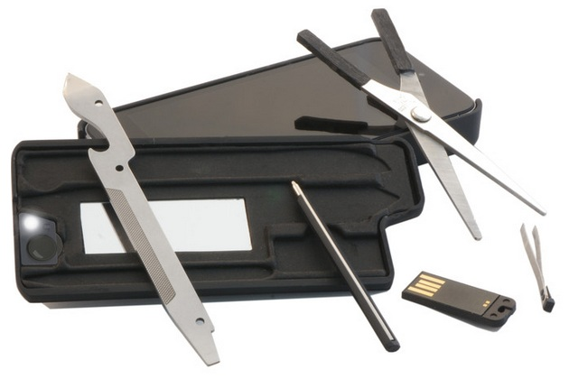 MyTask iPhone Utility Case With Built in Tools 1 MyTask Bike iPhone Utility Case With Built in Tools