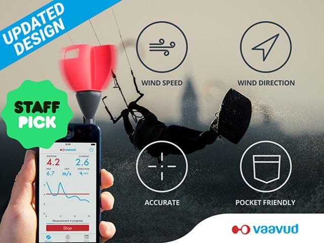 Vaavud wind meter V 2.0 Daily Gadget Inspiration #161