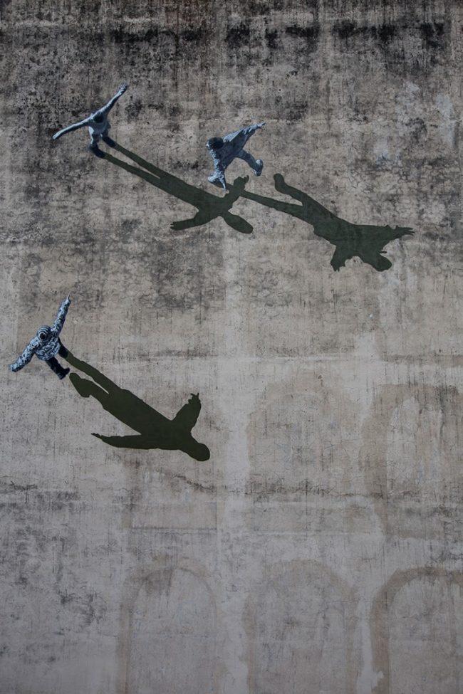 big 72f67e70f6b7cdc4cc893edaddf0c4c6 650x975 Photorealistic Mural by Anders Gjennestad