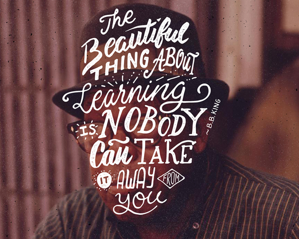 hand lettering examples 33 35+ Beautiful Hand Lettering Styles by Ian Barnard