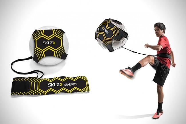 kick 1 650x433 StarKick Soccer Trainer