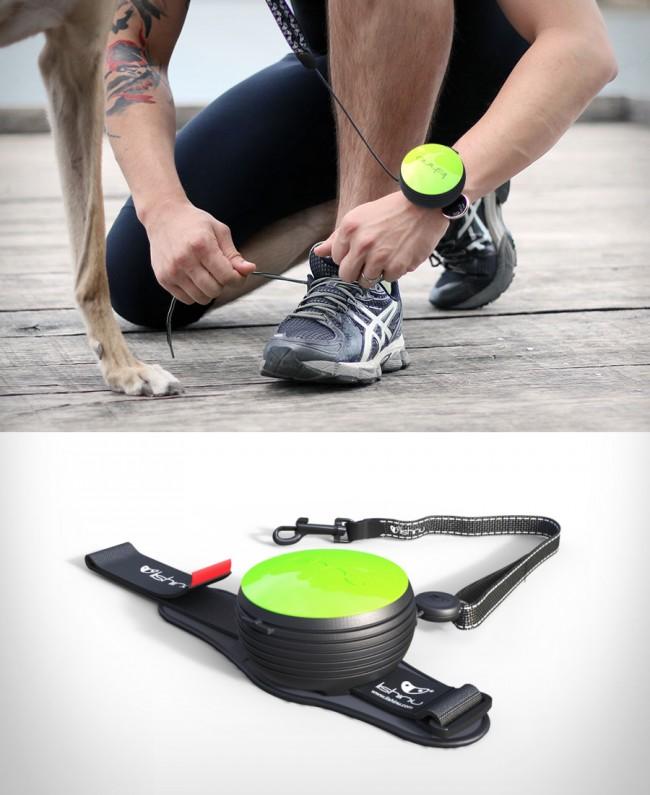 lishinu dog leash large 650x795 Lishinu | Hands Free Dog Leash