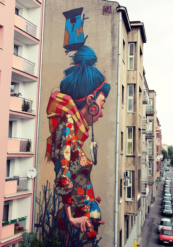 street art 02a 20 Of the Best Cities to See Street Art