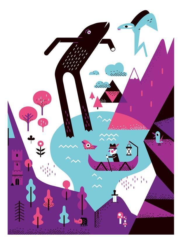 001 fantasy landscapes jamie oliver aspinall Fantasy Landscapes by Jamie Oliver Aspinall