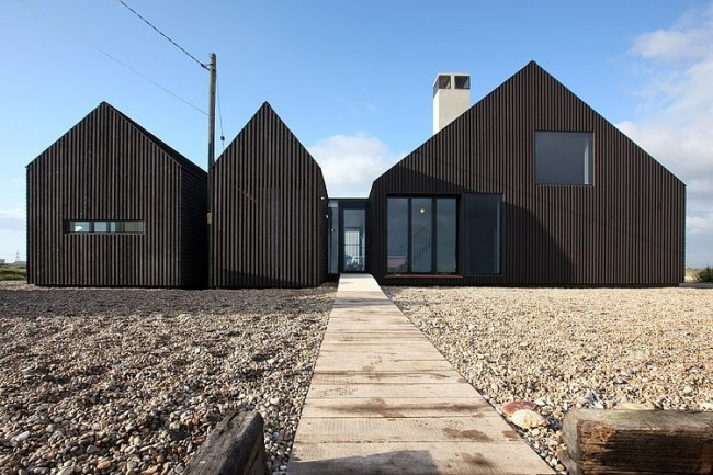 001 shingle house nord architecture 650x433 Shingle House by Nord Architecture