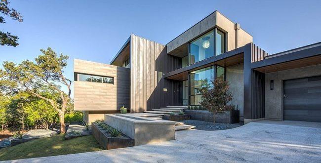004 waterfall house dick clark associates 650x330 Waterfall House by Dick Clark + Associates