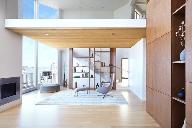 010 light loft aidlin darling design 650x433 Light Loft by Aidlin Darling Design