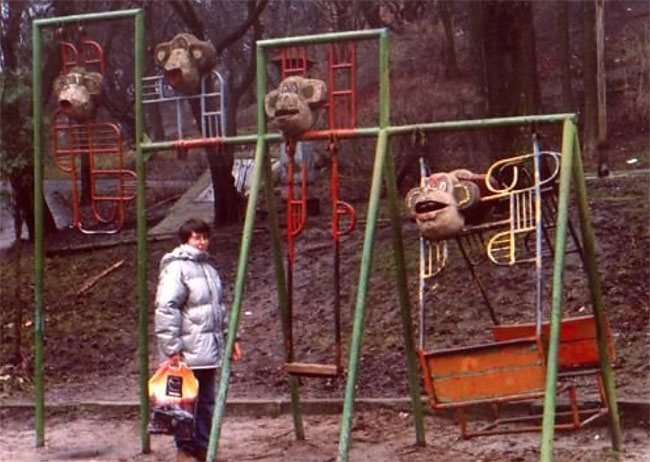 1036 Nightmare Playgrounds: The Worst and Scariest Playgrounds of All Time, Part 1