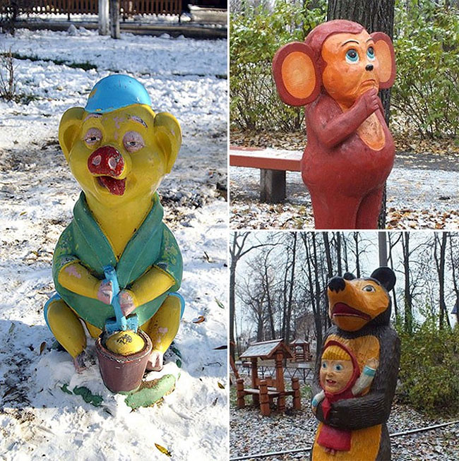 1149 Nightmare Playgrounds: The Worst and Scariest Playgrounds of All Time, Part 1