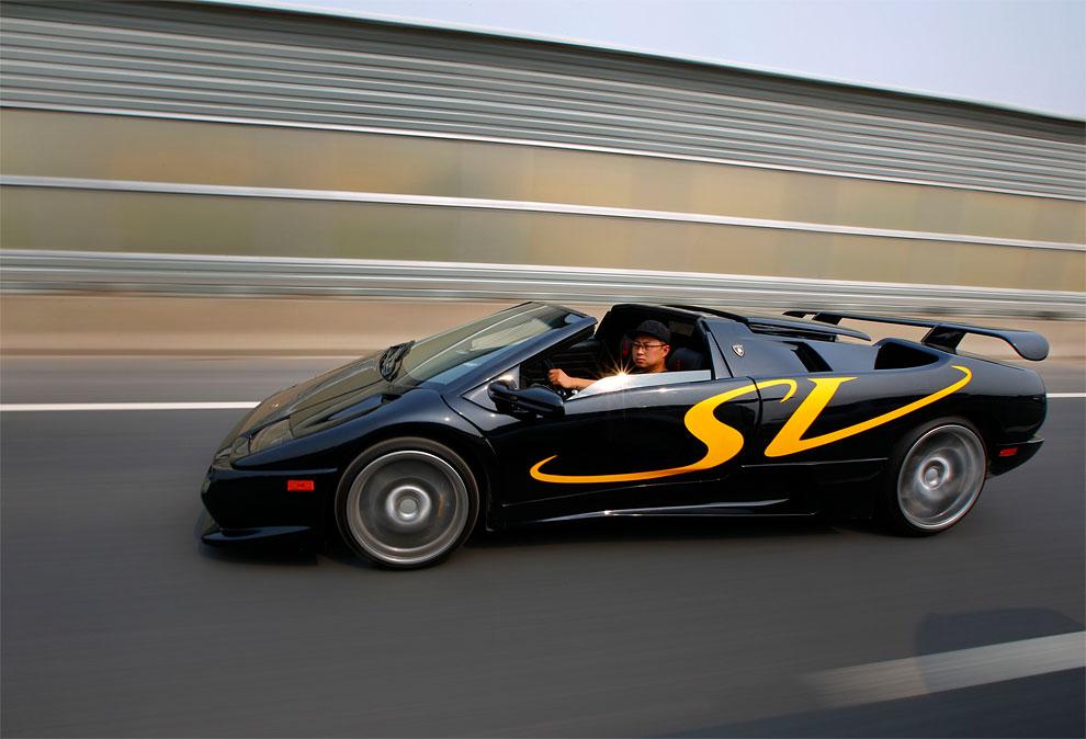 1194 A Homemade Lamborghini