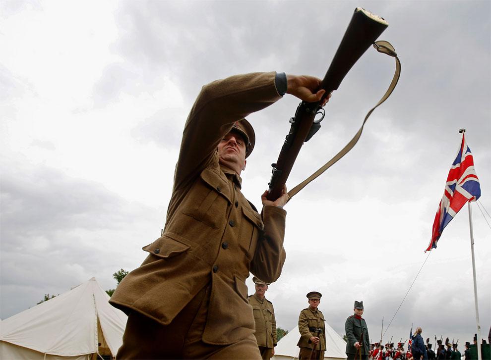 1196 Alter Egos: World War I Re Enactors