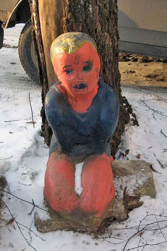 1324 Nightmare Playgrounds: The Worst and Scariest Playgrounds of All Time, Part 1