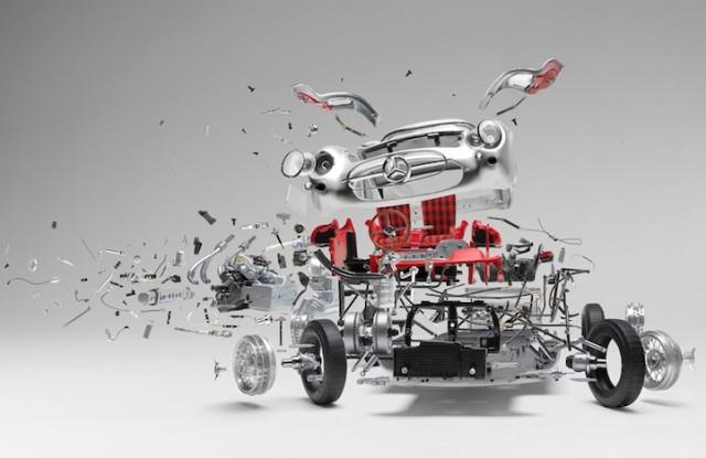 1390235009 1 640x415 Amazing Photos of Exploding Cars By Fabian Oefner