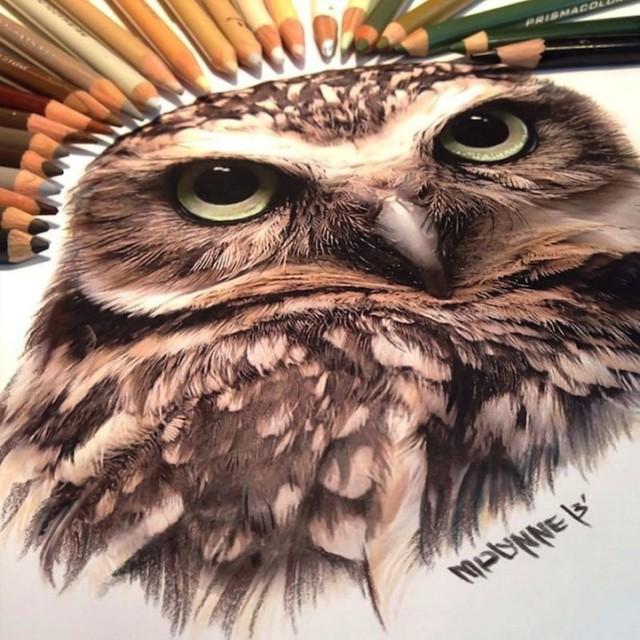 1390927782 1 640x640 Amazing Photorealistic Illustrations by Karla Mialynne