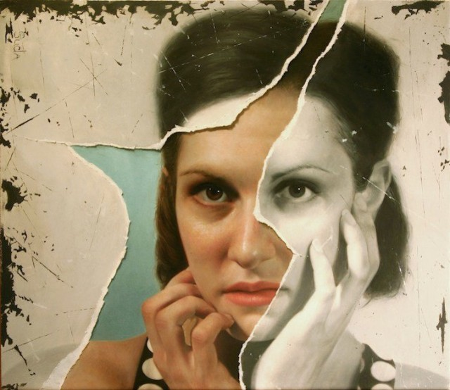1395952614 1 640x554 Interesting Hyperrealistic Paintings by Joshua Suda
