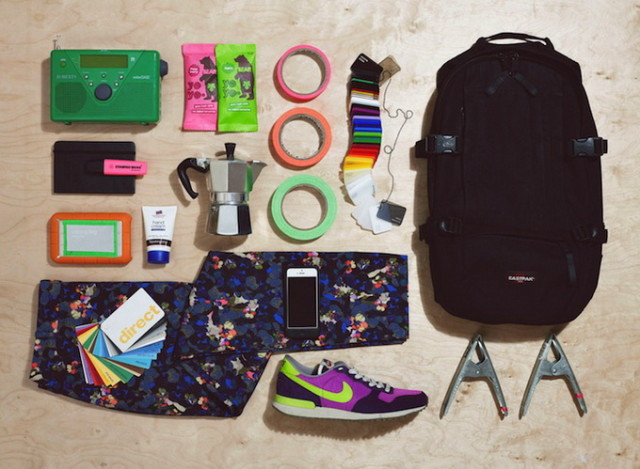 1399572143 1 640x469 Creative Peoples Bag Contents by Daniel Eckler