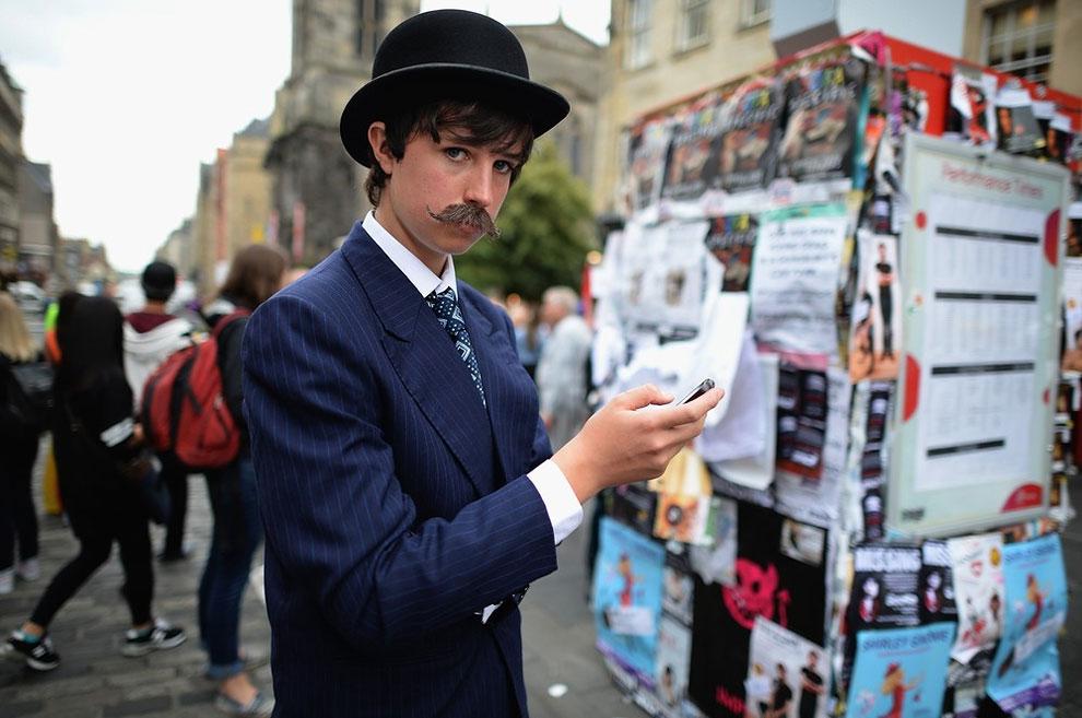 157 Edinburgh Fringe Festival 2014