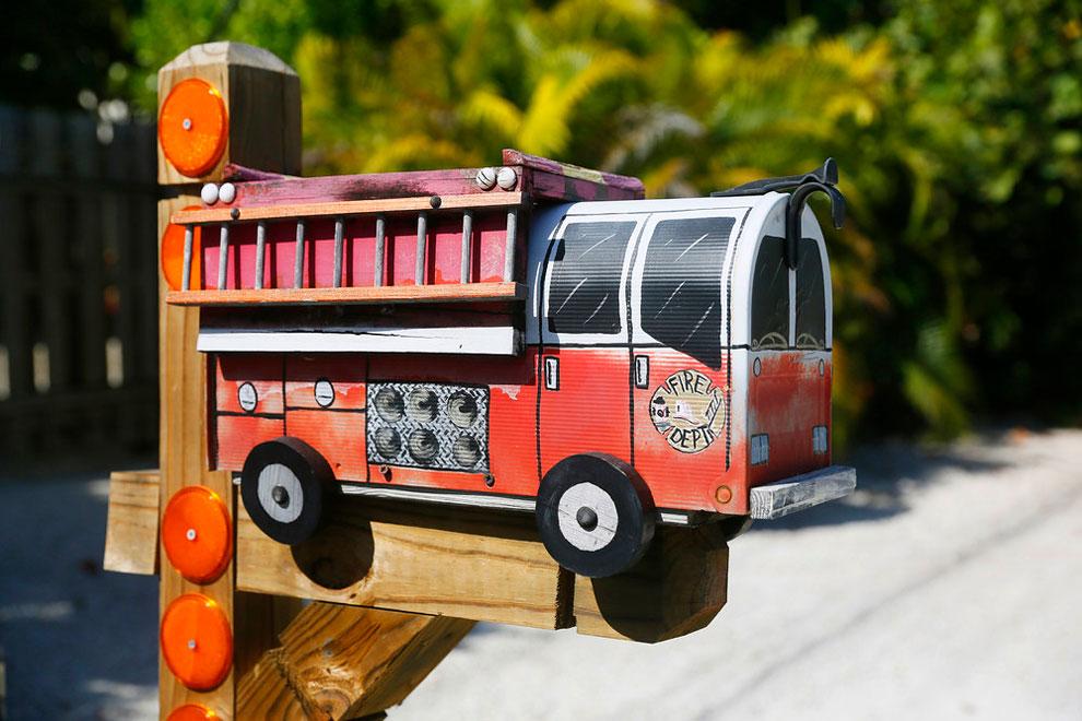 169 Florida Mailboxes