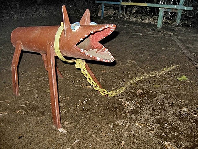 2711 Nightmare Playgrounds: The Worst and Scariest Playgrounds of All Time, Part 1