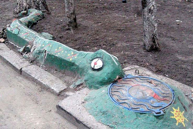 4110 Nightmare Playgrounds: The Worst and Scariest Playgrounds of All Time, Part 2