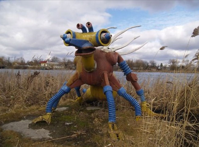 460 Nightmare Playgrounds: The Worst and Scariest Playgrounds of All Time, Part 1