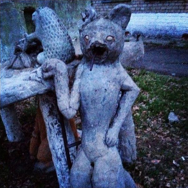 5410 Nightmare Playgrounds: The Worst and Scariest Playgrounds of All Time, Part 2