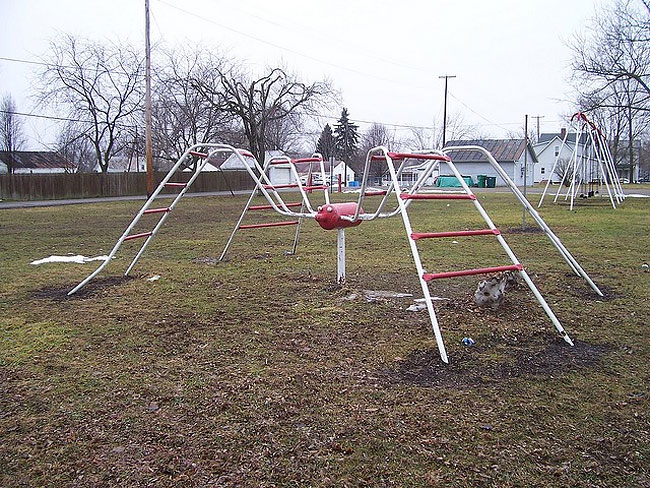557 Nightmare Playgrounds: The Worst and Scariest Playgrounds of All Time, Part 1