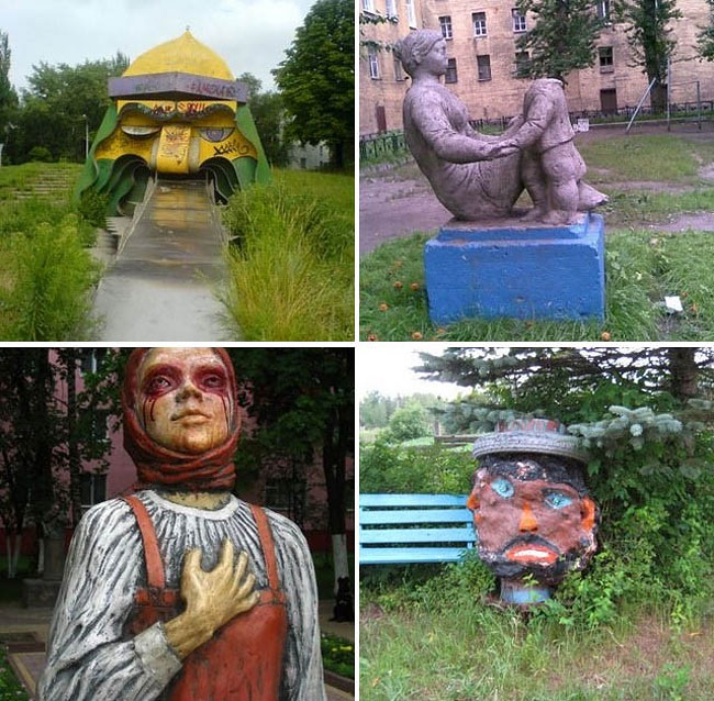 561 Nightmare Playgrounds: The Worst and Scariest Playgrounds of All Time, Part 2