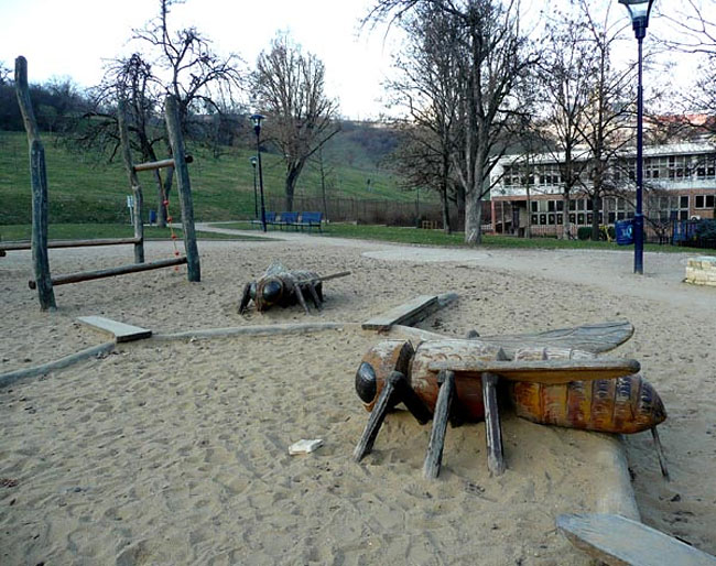 602 Nightmare Playgrounds: The Worst and Scariest Playgrounds of All Time, Part 2