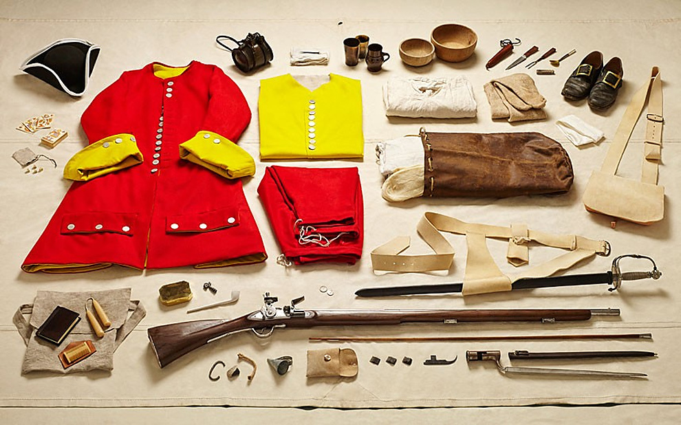 615 Military Kit Through the Ages: from the Battle of Hastings to Helmand