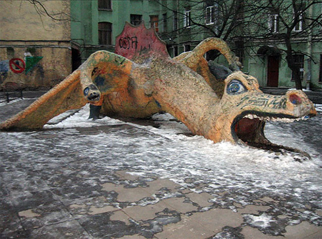 647 Nightmare Playgrounds: The Worst and Scariest Playgrounds of All Time, Part 1
