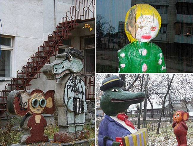 850 Nightmare Playgrounds: The Worst and Scariest Playgrounds of All Time, Part 1