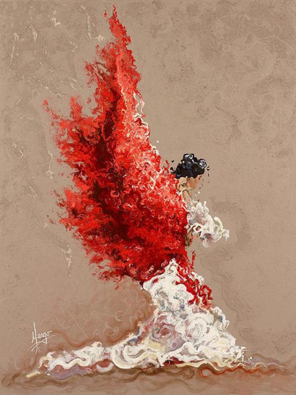 Karina Llergo Salto 9600 801 15 Beautiful Paintings by Karina Llergo Salto