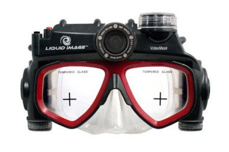 Liquid Image Camera Goggle 1 450x300 Liquid Image: Waterproof Video Camera Goggle